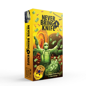 Never bring a knife box